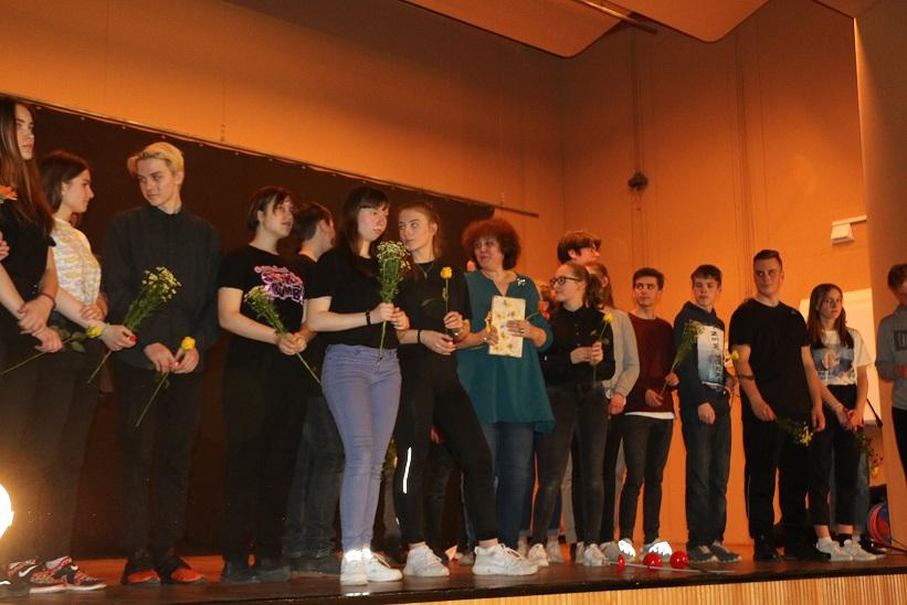 Международный молодежный театральный проект