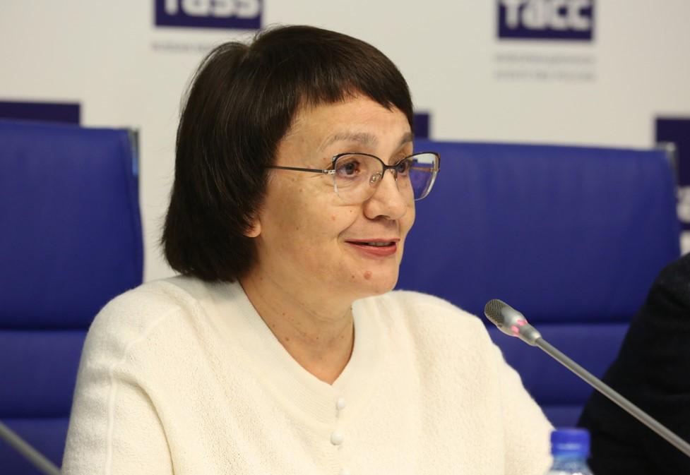 Докучаева Лариса Николаевна - президент СРОФ
